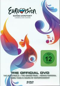 Cover  - Eurovision Song Contest - Moscow 2009 [DVD]